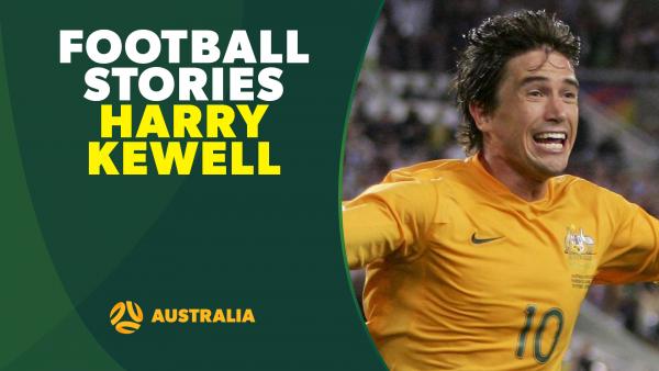 Harry Kewell Football Stories Socceroos