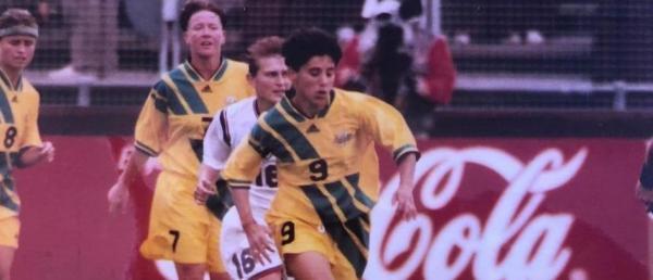 Angela Iannotta in 1995