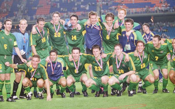 2001 Confederations Cup