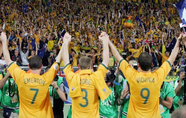 Socceroos Croatia 2006 World Cup