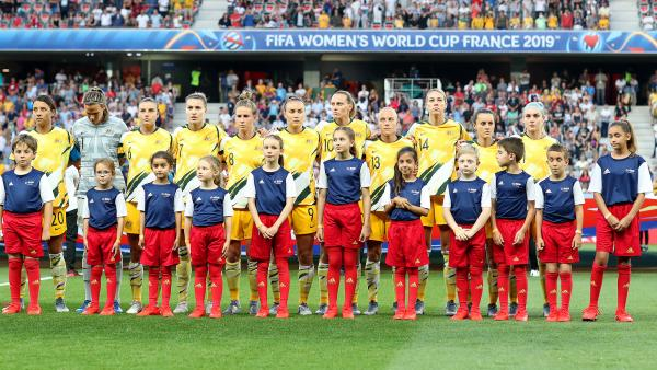 FIFA Women's World Cup France 2019 - Westfield Matildas line-up