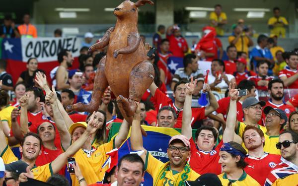 Socceroos Chile Australia FIFA World Cup