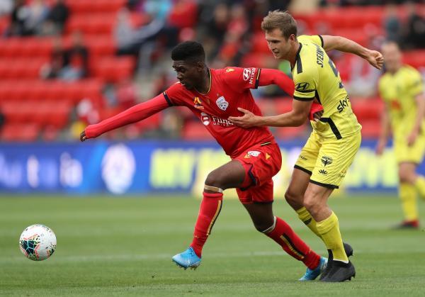 Wellington Phoenix; Adelaide United