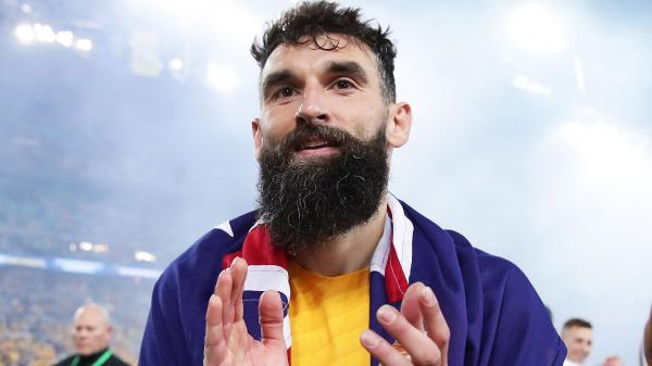Mile Jedinak #ThanksMile