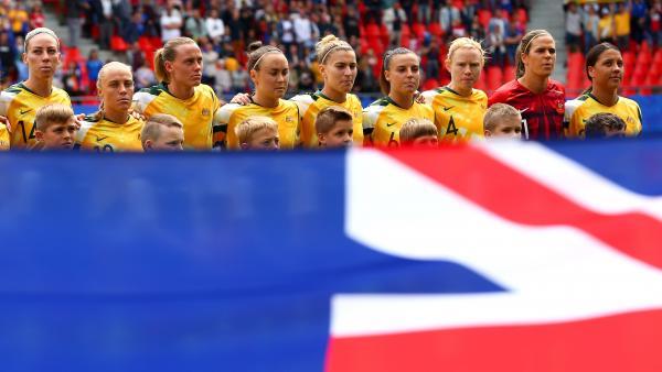 Matildas line up quiz opponents