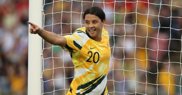 Sam Kerr Matildas celebration quiz clubs