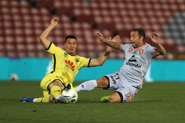 Brisbane Roar; Wellington Phoenix