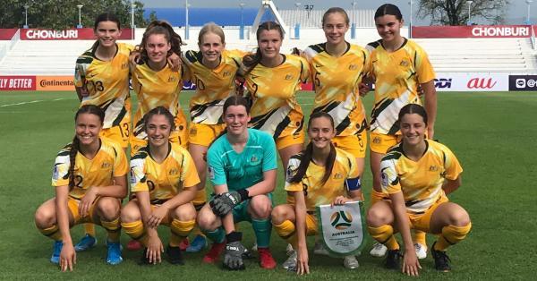 Junior Matildas - FFA partners with Cessnock City Council in bid to host AFC U-17 Women's Championship Qualifiers