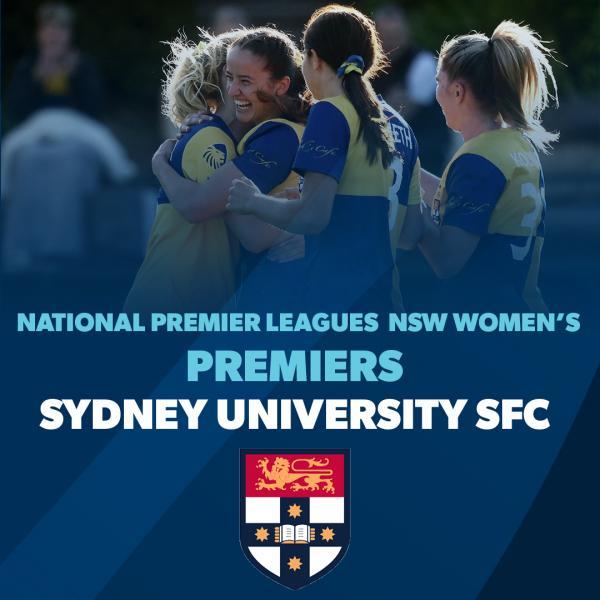NPL NSW Women's Premiers