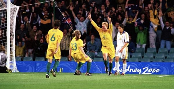Matildas at Sydney 2000 Celebration