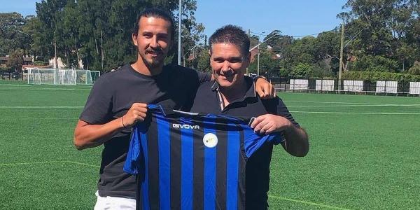 Inter Lions Daniel Georgievski