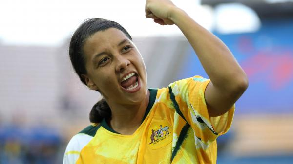 Sam Kerr nominated for The Best FIFA Football Award 2020
