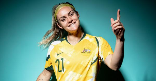 Ellie Carpenter named AFC Best Women's Player of 2020