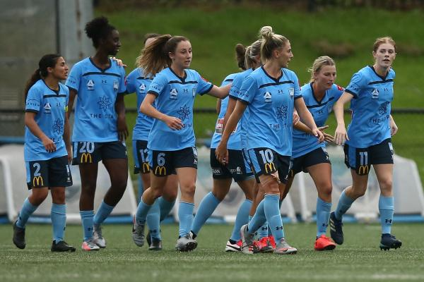 Sydney FC are the early Westfield W-League leaders