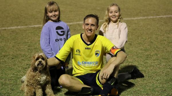 Michael Thwaite calls time on his playing career