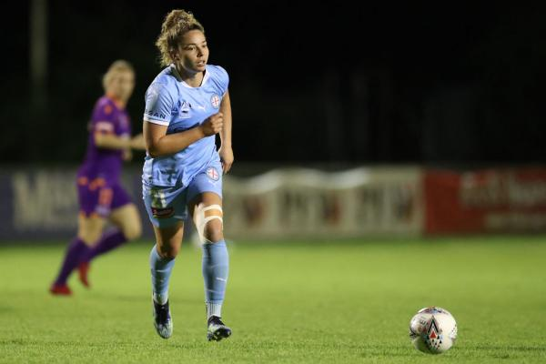 Jenna McCormick Melbourne City W-League
