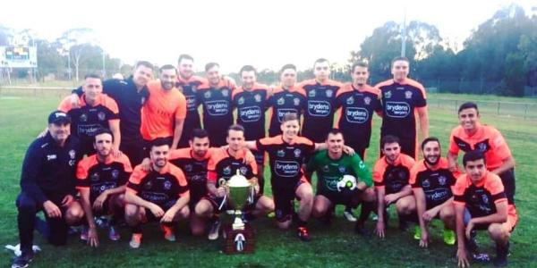 Kemps Creek United hyped about FFA Cup opener