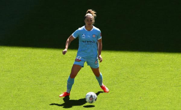 Jenna McCormick Melbourne City W-League
