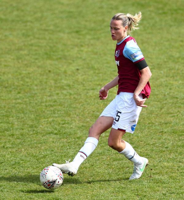 Emily van Egmond FA Cup