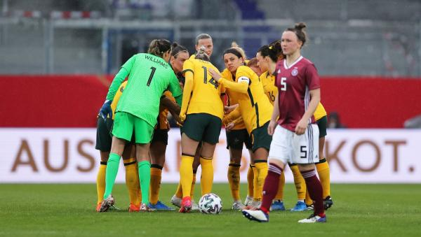 Matildas Germany