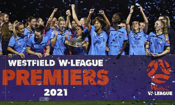 Sydney FC Premiers Plate