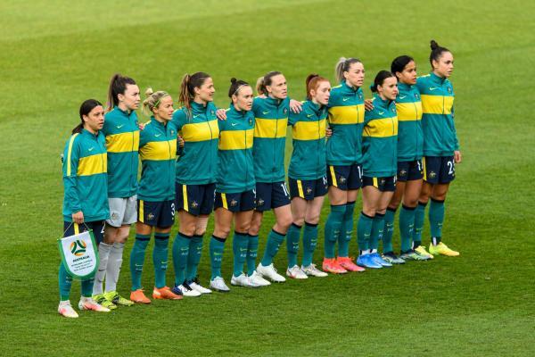 Westfield Matildas v Netherlands
