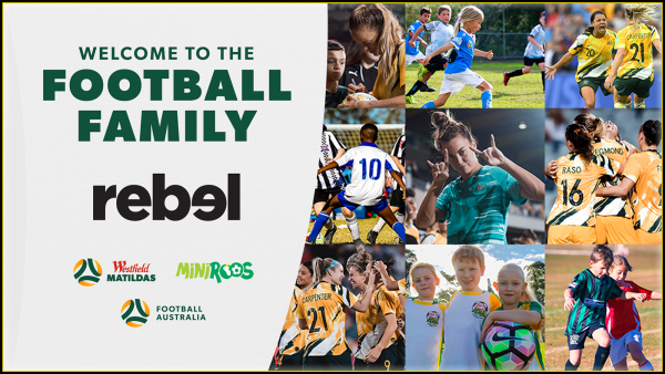 Football Australia expands rebel partnership as Westfield Matildas get set for Germany