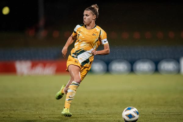 Steph Catley Victorian