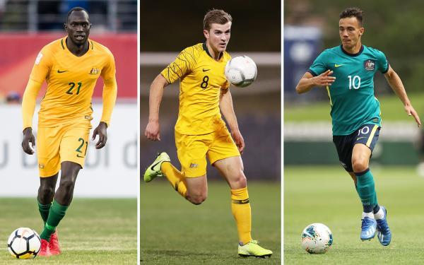 Socceroos Potential Debutants