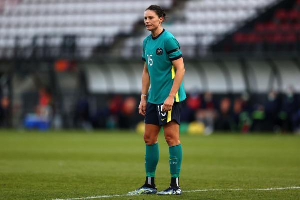 Emily Gielnik against the Netherlands