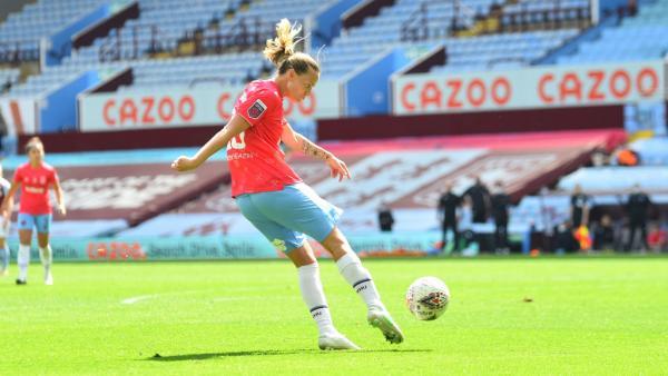 Emily van Egmond v Aston Villa
