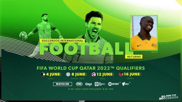 Ultimate Guide: How to watch Socceroos June FIFA World Cup Qualifiers