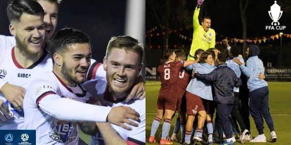 FFA Cup NSW update: APIA and Blacktown City book Round of 32 spots