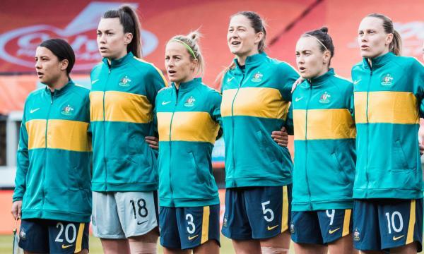 Matildas Anthem