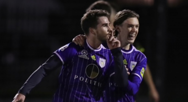 Newcastle Olympic qualify for the FFA Cup Round of 32
