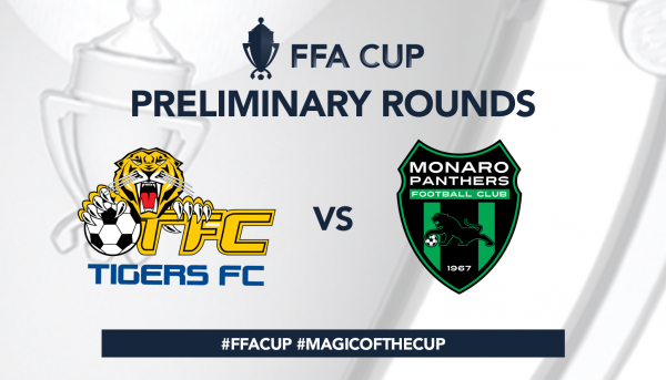 Tigers and Monaro to battle for FFA Cup Round of 32 spot