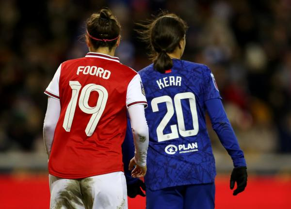 Arsenal and Chelsea face off in opening weekend of the WSL