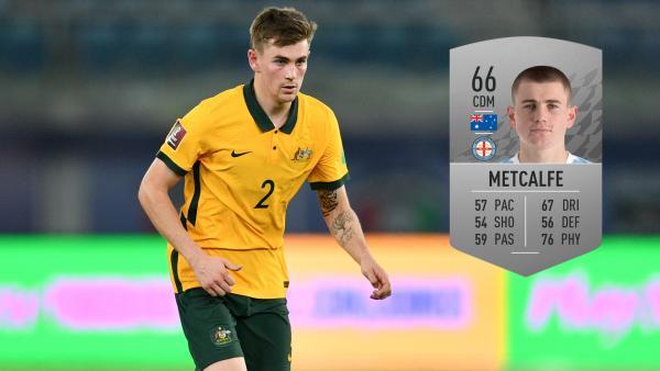 FIFA 22 Metcalfe