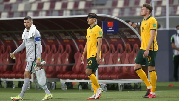 Socceroos China