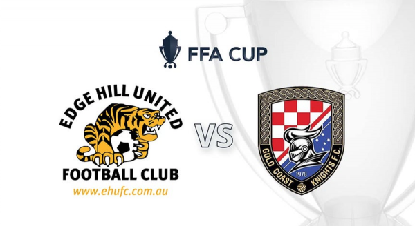 How to watch Edge Hill United v Gold Coast Knights