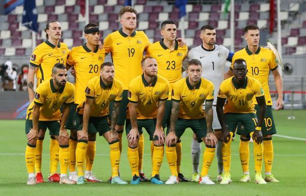Socceroos China Team