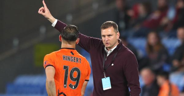 Moon relishing Round of 16 challenge against former club
