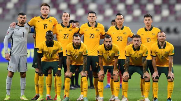Oman Socceroos Team