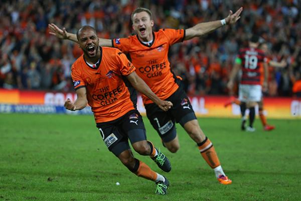 Henrique scores winner as Roar claim title in thriller