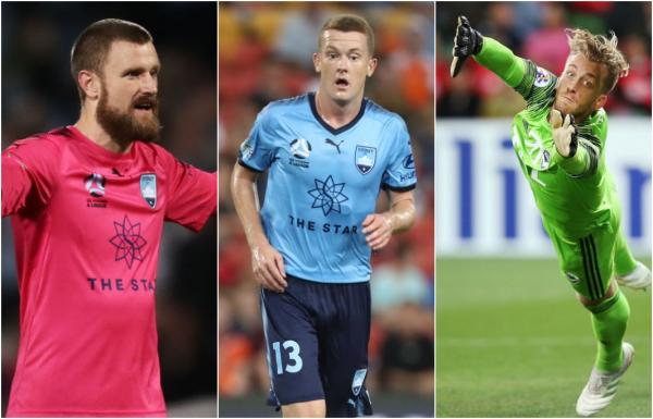 Redmayne, O'Neill, Thomas called up for Socceroos