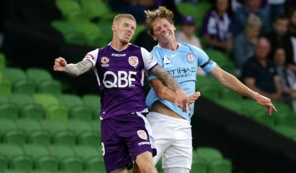 Andy Keogh and Harrison Delbridge