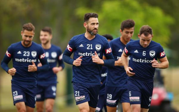 Carl Valeri Melbourne Victory