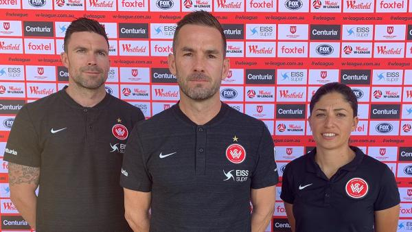 Western Sydney Wanderers coaches