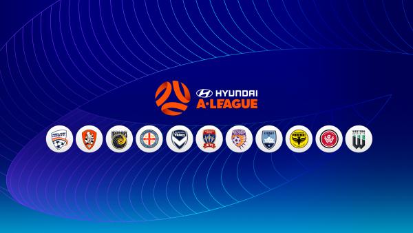 View the full Hyundai A-League 2019/20 Season Draw