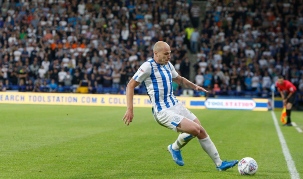 It wasn't to be for Aaron Mooy in this morning's Championship opener